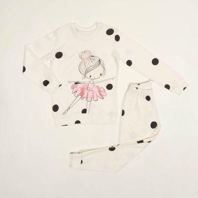 E21K-84P101 , Pyjamas für Mädchen