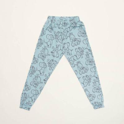 E21K-94D101 , Pyjama-Hosen für Mädchen WB