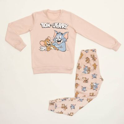 E21K-94P101 , Pyjamas für Mädchen WB